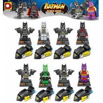 Figuras Compatibles Con Lego De Batman Con Mini Batimovil
