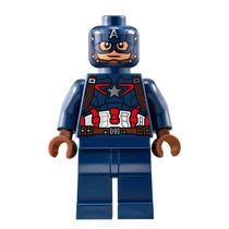 Minifigura Sy Lego Super Heroes: Captain America