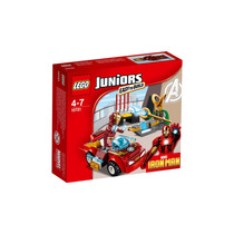 Lego Juniors10721 Iron Man Vs. Loki