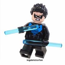 Lego Nightwing 2016 Batman Iii Legobricksrfun
