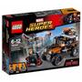 Lego 76050 Capitan America Civil War Crossbones Hazard Heist