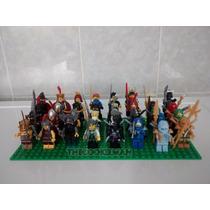 Base Para Figuras Lego Mega Block 32x16 Pines