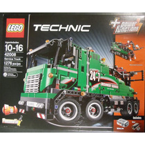 Service Truck Lego Technic 42008 Nuevo 2 En 1