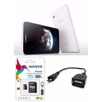 Phablet Lenovo Tab2 +32gb Quad Core 8gb Sim Libre 2g Celular