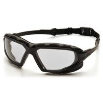 Lente Seguridad Claro Funcion Goggle Highlander Plus Pyramex