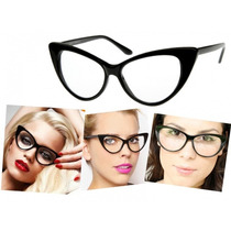 Lentes Gafas Pin Up Cat (rockabilly) Eye Cat 50s Vintage