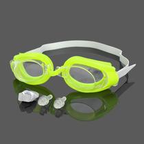 3-en-1 Gafas De Natación Con Amplia Vista