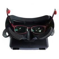 Ritech Realidad Virtual 3d Gafas Ii Con Banda Elástica Para