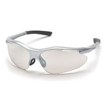 / Lente Espejo Exterior Pyramex Fortaleza Seguridad Eyewear