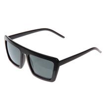 Moderno Óculos De Sol Com Lentes Trapezoidal