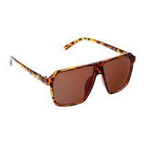 Moderno Óculos De Sol De Leopardo Com Proteção Uv400