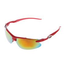 Moderno Óculos De Sol Polarizado - Vermelho