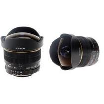 Objetivo Ojo De Pez Rokinon Manual 8mm F3 Fisheye Nikon Hm4