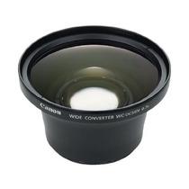 Convertidor Gran Angular Canon Wc-dc58n Para Powershot