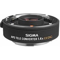 Sigma 1.4x Dg Ex Apo 824101 Lente Teleconvertidor Para Canon