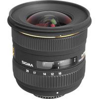 Lente Sigma 10-20 Mm F 4-5.6 Gran Angular Para Nikon Nuevo