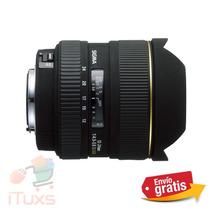 Ituxs I Lente Sigma 12-24mm F/4.5-5.6 Nuevo I Envio Gratis