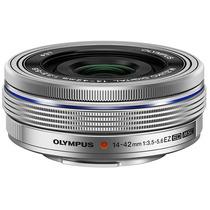 Lente Olympus M.zuiko Digital Ed 14-42mm F3.5-5.6 Ez Silver