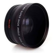 Lente Gran Angular 67mm Para Nikon, Canon, Olympus Hm4
