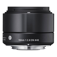 Lente Sigma 19mm F2.8 Dn Micro 4/3 Gran Angular Prime Hm4