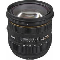 Sigma 24-70mm F/2.8 If Ex Dg Hsm Lente Para Nikon