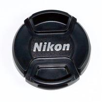 Tapa Para Lente Nikon 52mm. Original