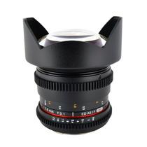 Lente Rokinon 14mm T3.1 Cine Lens P Video Dslr Canon Mn4