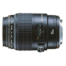 Objetivo Lente Macro Canon Ef 100mm F/2.8 Macro Usm Maa