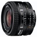 Lente Nikon 35mm F/2d Af Wide-angle Nikkor Gran Angular Mn4