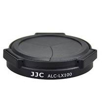 Jjc Alc-lx100 Auto Abrir Y Cerrar Tapa Del Objetivo Para Pan