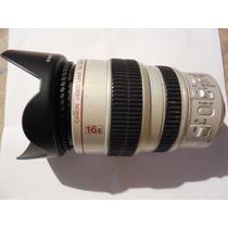 Lente Canon Xl1,xl2, 16x Para Video Camara Canon,sigma,sony
