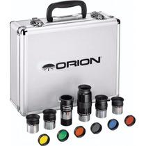 Kit Premium De Oculares Para Telescopio Orion Dgv