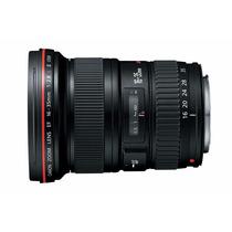 Lente Canon Ef 16-35mm/2.8l Ii Usm