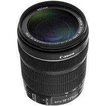 Lente Canon Ef-s 18-135mm F/3.5-5.6 Is Envio Gratis
