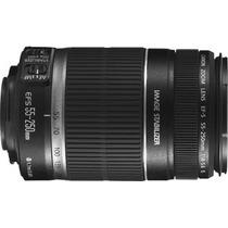 Lente Canon Efs 55-250mm F/4-5.6 Is Caja Sellada