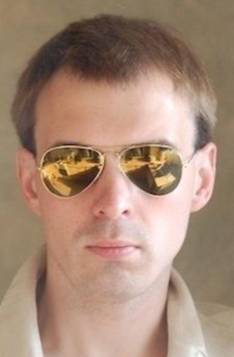 ray ban mirror aviator gold