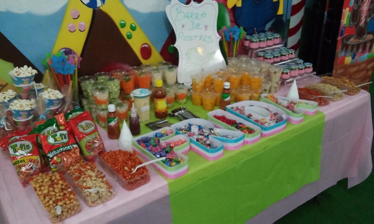 Letras decorativas o plato contenedor para mesas de dulces - Mesas decorativas ...