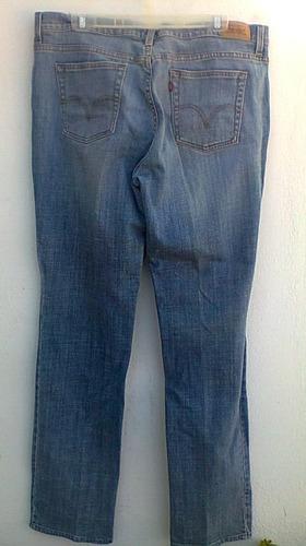 pantalon levis 505 jeans t 16 long dama en mercadolibre. Black Bedroom Furniture Sets. Home Design Ideas