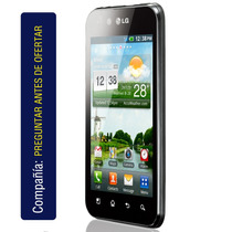 Lg Optimus Black P970h Android Wifi Cám 2 Mpx Apps Bluetooth