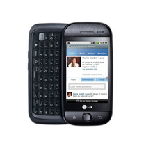 Lg Gw620 Android Os V1.5 8 Mp 3 Pulg Wifi Bluetooth Radio Fm