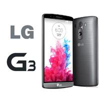 Lg G3 32gb - Camara 4k 13mpx 3gb Ram 5.5 + Envio Gratis !!