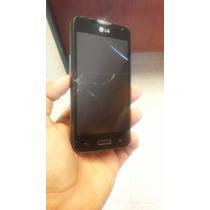 Celular Lg L65 Wifi Mp3 Negro Liberado Al 100%