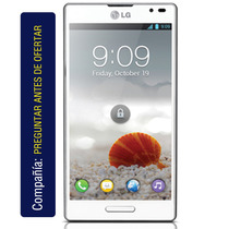Lg L9 P768g Cám 5 Mpx Android Sms Wifi Bluetooth Apps Mp3
