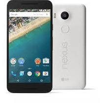 Lg Nexus 5x 16 Gigas H791 5.2pg 12mpx 2ram Blanco