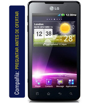 Lg Optimus 3d Max P720 Cám 5 Mpx Android Wifi Tv Apps Mp3