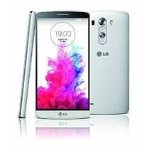 Lg G3 D851 32gb T-mobile - Sedoso Blanca