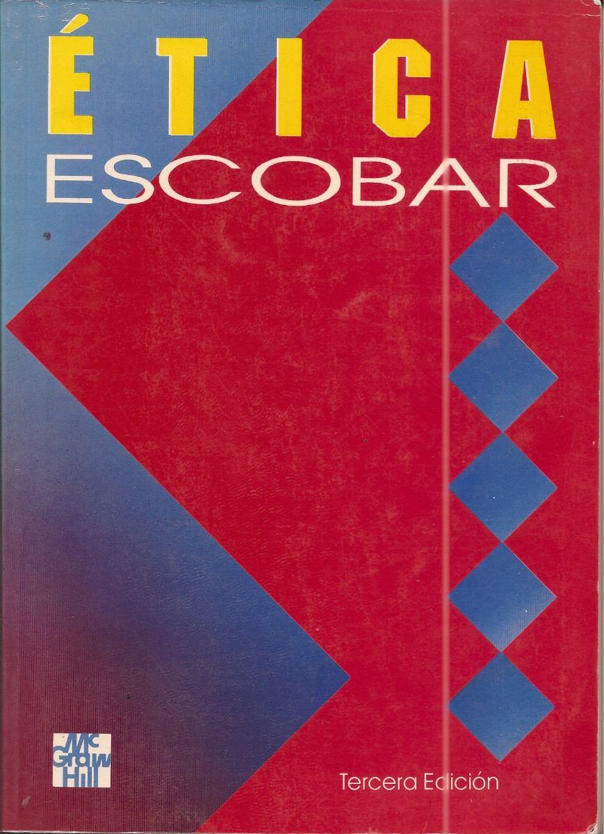 libros de etica: