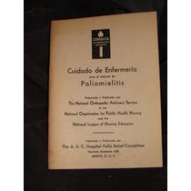 Libro Cuidado De Enfermeria Para El Enfermo De Poliomelitis