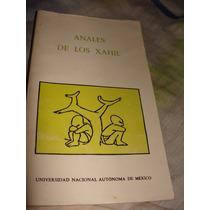 Libro Anales De Los Xahil.