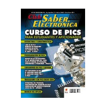 Libro Club Se No. 20 Microcontroladores Pics